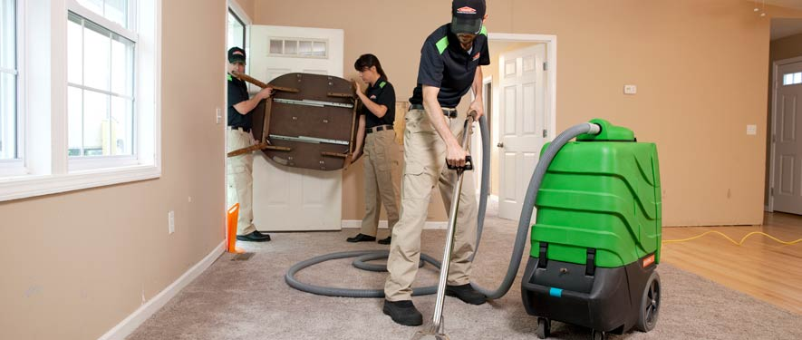 Frederick, MD residential restoration cleaning